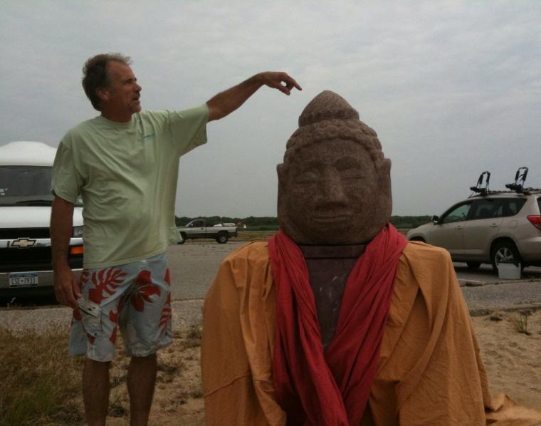 Buddha-mike