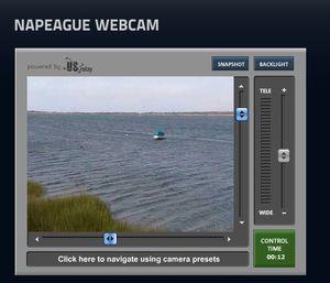 Napeague-webcam