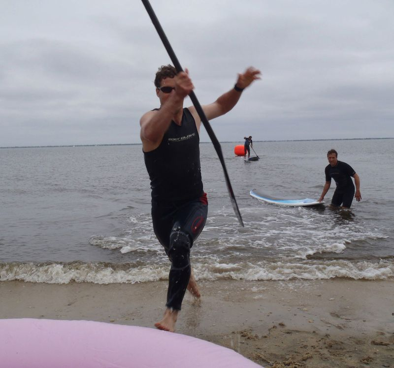 Sup-paddle-race