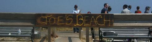 Joe's-Beach