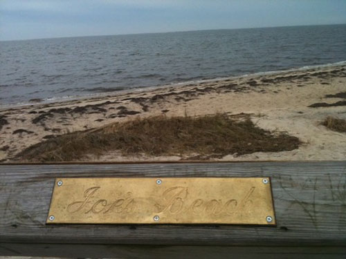 Joe's-Beach-bronze-sign