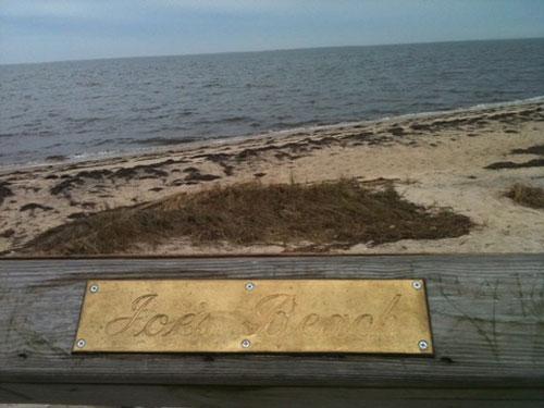 Joe's-Beach-bronze-sign