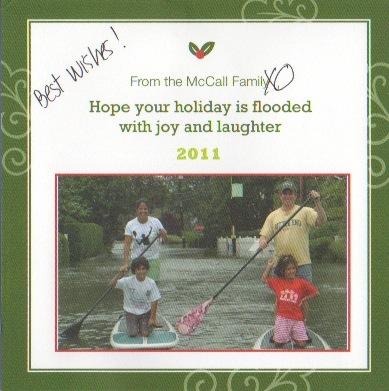 McCall Irene SUP card