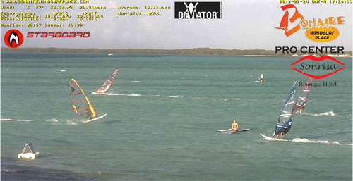 Bonaire-windsurfing-cam