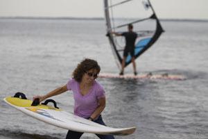 Board-toss