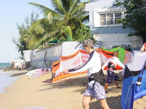 John Kerry Windsurf