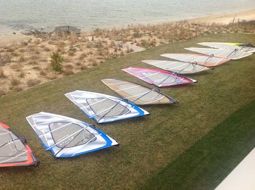 Nine-windsurfing-sail