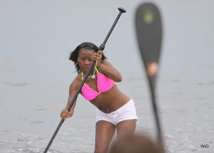 SUP race Thandi