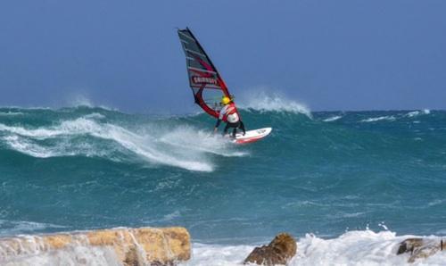 Bunty's Malta Windsurfing