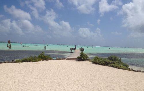 Bonaire windsurfing vacation