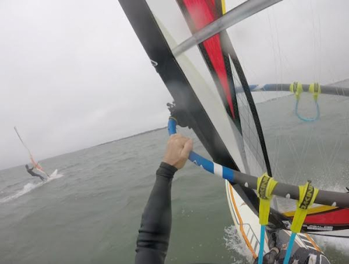 Windsurfing south jamesport