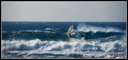 Wave sailing aruba windsurfing