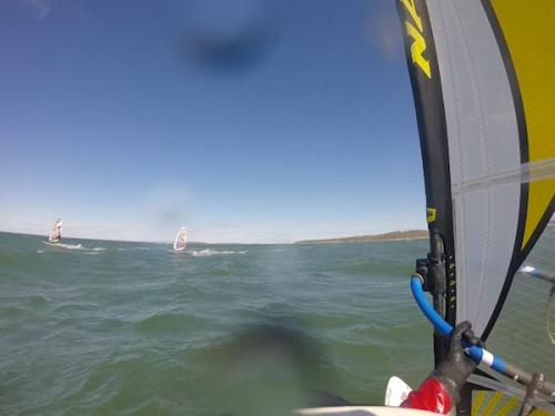 Sebonac windsurfing