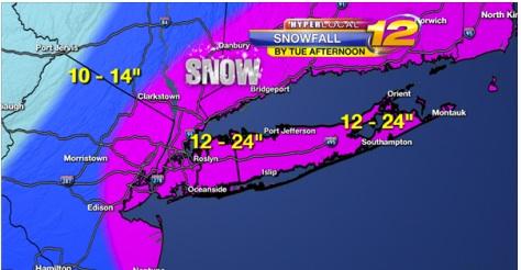 Snowpocalypse snowmageddon