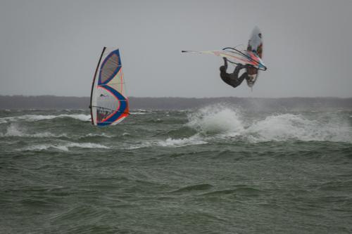 Meschutt windsurfing - April 1st -2