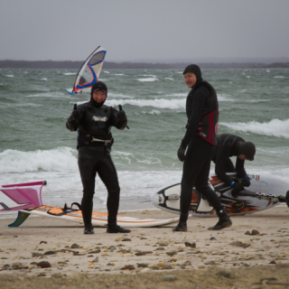 Meschutt windsurfing - April 1st -1