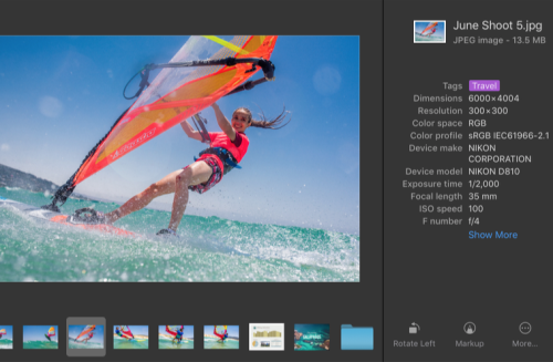 Apple windsurf 2