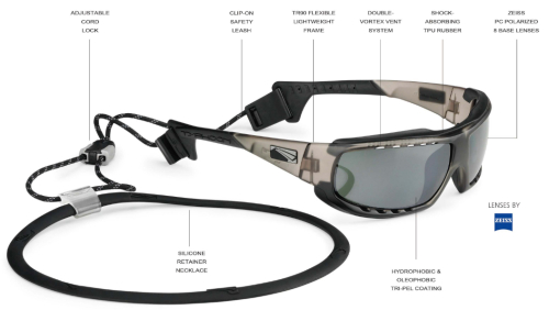 Water sport sunglasses review