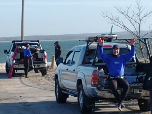 South jamesport windsurfing