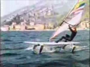 Longboard_hydrofoil