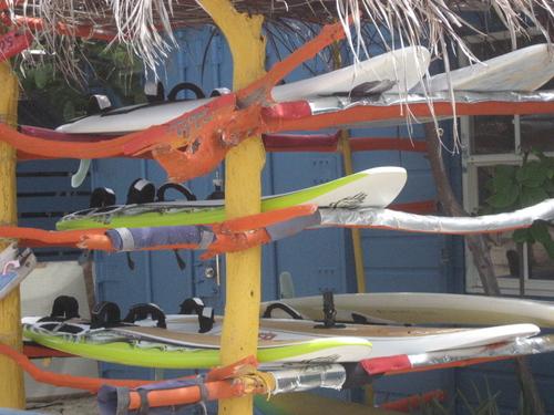 Bonaireboardrack1